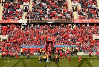 Magners League Semi Final – Munster v Ospreys 14.05.11