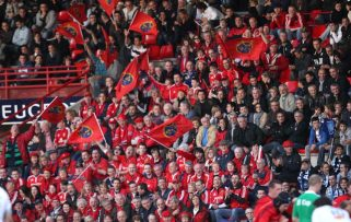 Heineken Cup – Castres v Munster 19.11.11