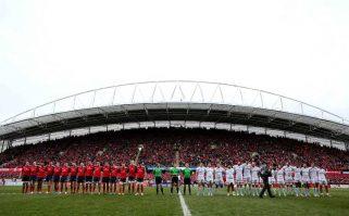 Heineken Cup – Munster v Perpignan 08.12.13