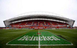 Champions Cup – Munster V Clermont 06.12.14