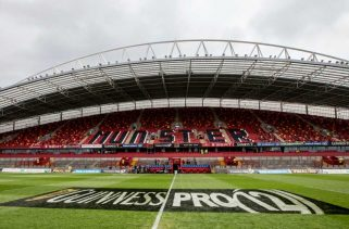 Guinness PRO12 Semi Final – Munster V Ospreys 23.05.15