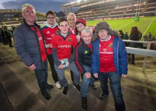 Champions Cup – Munster V Leicester 20.12.15