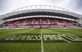 Guinness PRO12 – Munster V Scarlets 07.05.16