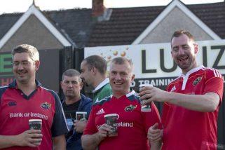 Guinness PRO12 – Munster V Dragons 17.09.16