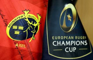 Champions Cup – Munster V Glasgow Warriors 22.10.16
