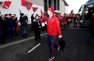 Champions Cup – Munster v Glasgow 14.01.17