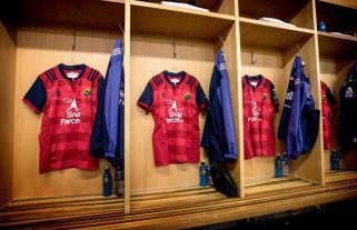 Champions Cup – Munster v Racing 21.01.17