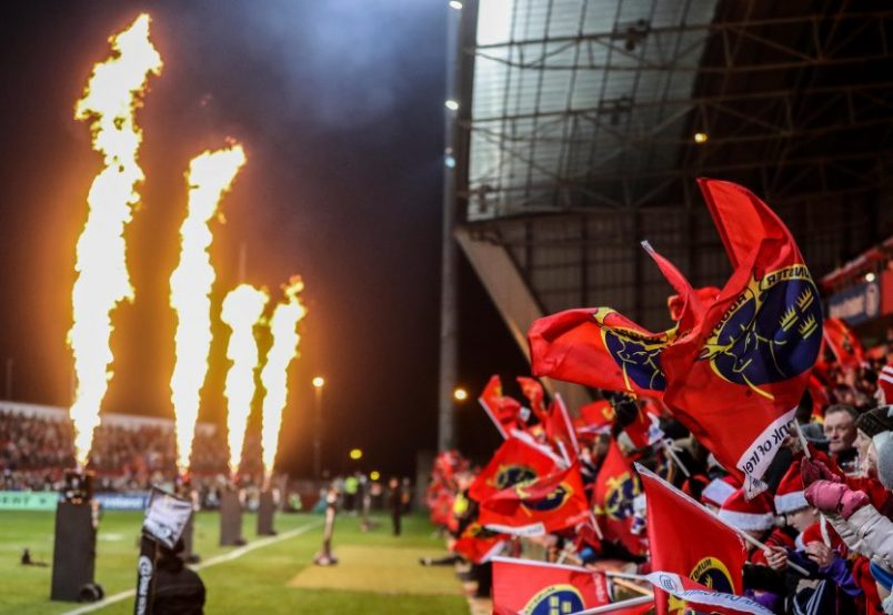 Some cracking encounters are coming up at Thomond Park and Irish Independent Park.