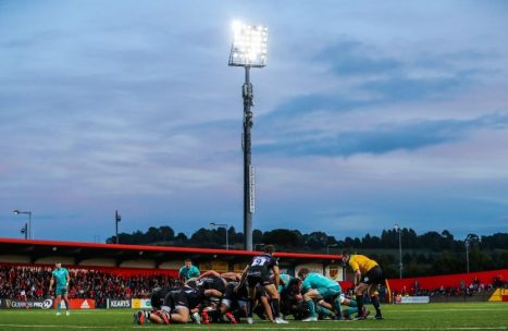 Friday Night Lights is coming to Irish Independent Park this weekend.