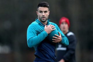 Conor Murray made his return to action off the bench last weekend.