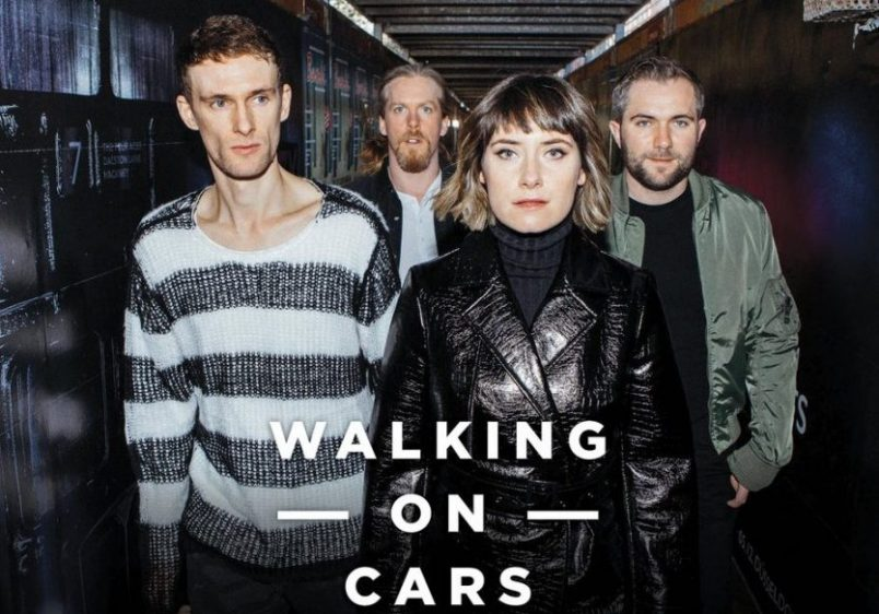 Walking On Cars To Perform At Irish Independent Park