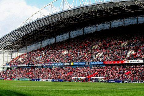 Thomond Park will host Munster v Leinster.