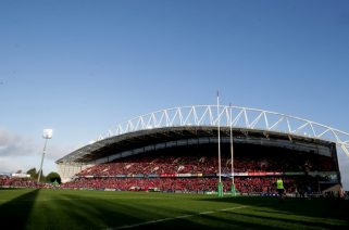 It will be a full house in Thomond Park for Exeter Chiefs