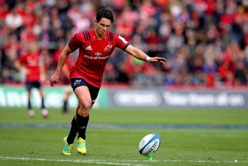 Joey Carbery returns to the side.