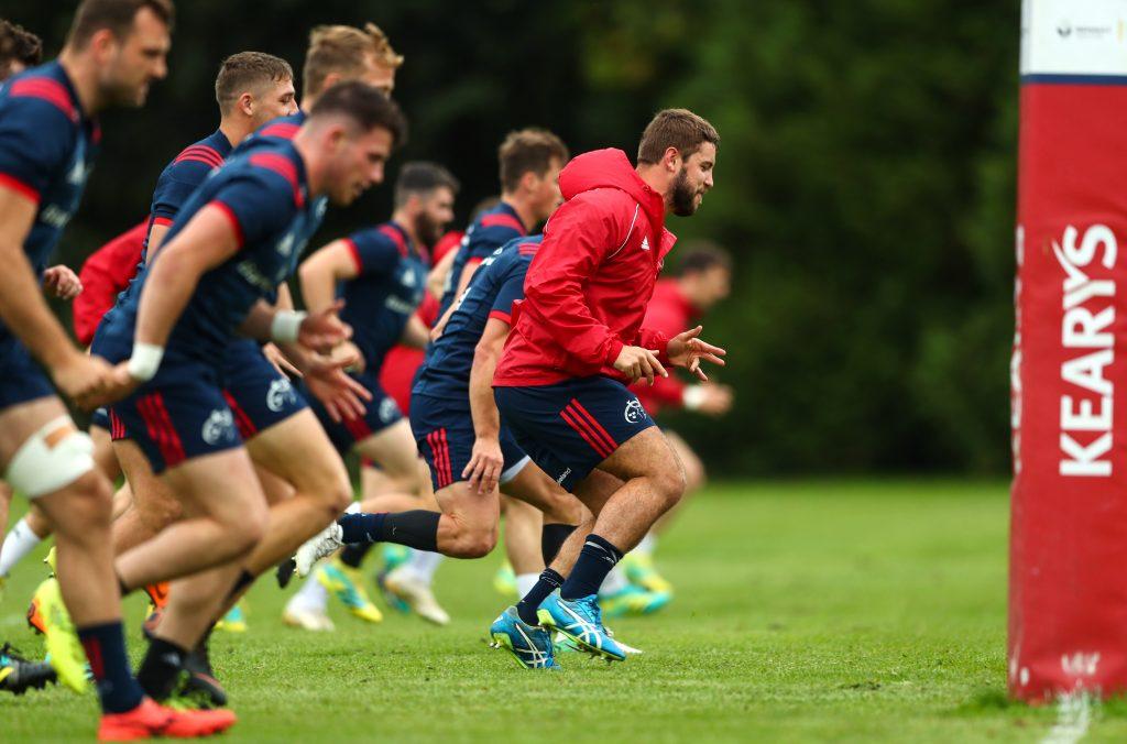 Rhys Marshall returns to training this week