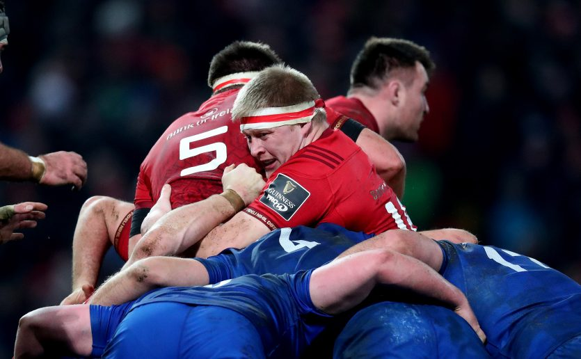 Munster v Leinster in Thomond Park