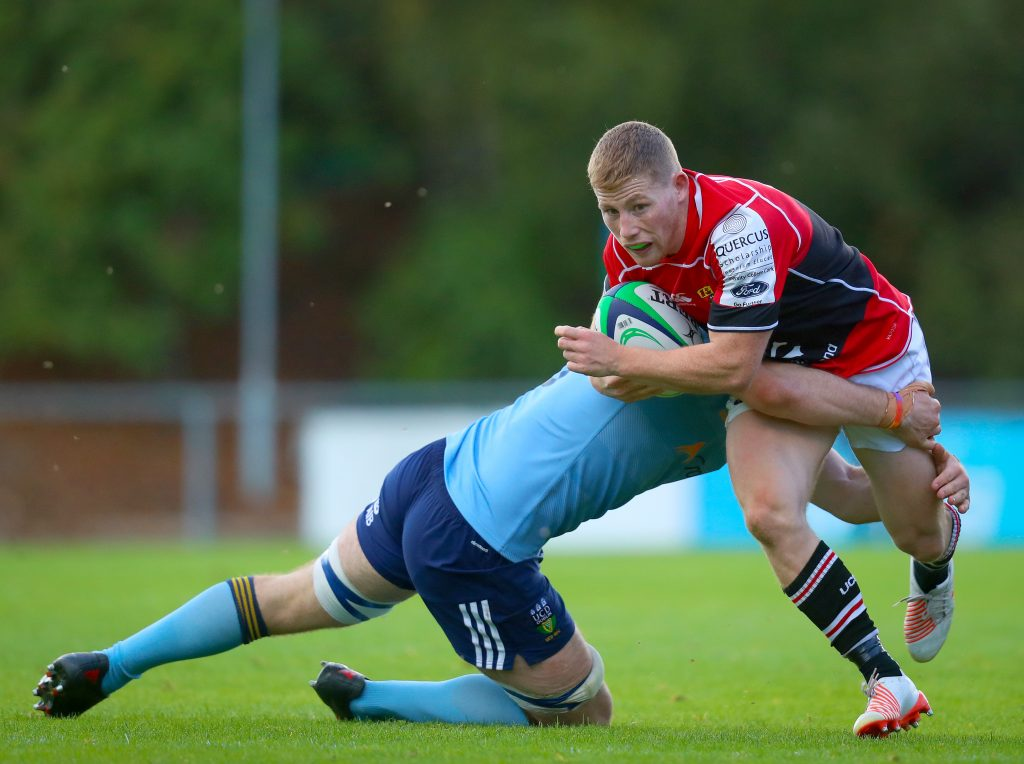 UCC's John Poland is one of 11 Munster club players included in the extended squad.