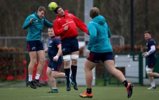 Gallery | Munster Prepare For Gloucester Clash
