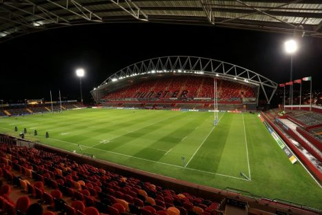 Thomond Park will be packed out for Munster v Exeter Chiefs on Saturday.