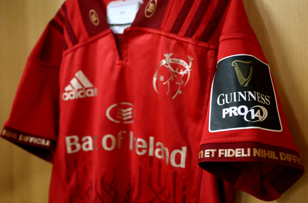 Munster's Guinness PRO14 fixture details have been confirmed for the latter stages of the season.