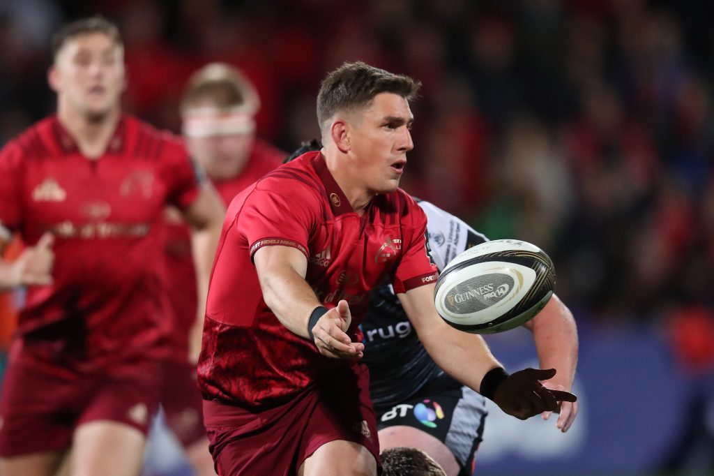 Ian Keatley will see out the season with London Irish before moving to Benetton Rugby in the summer.