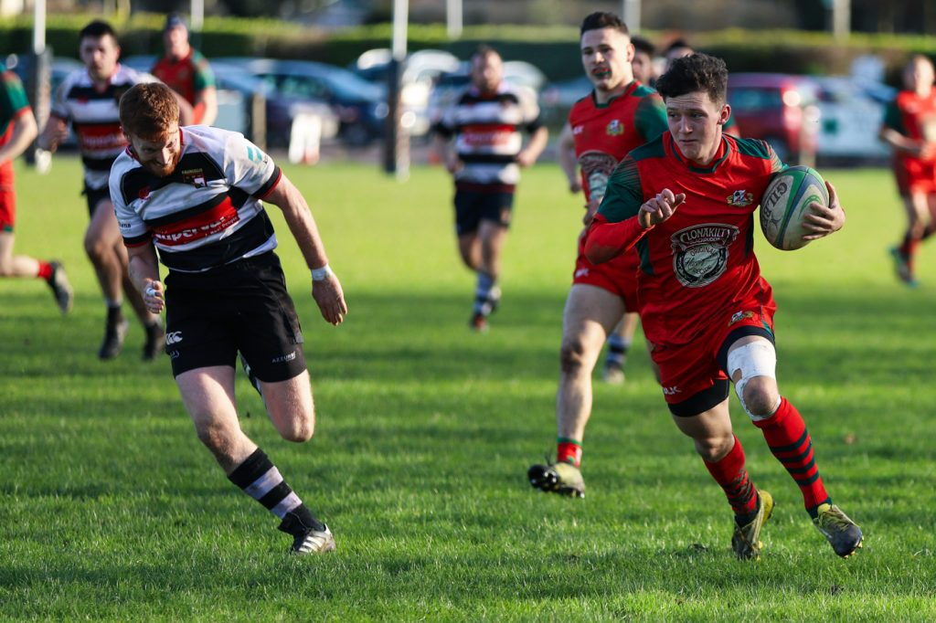 Clonakilty remain on course to take the other promotion spot after their win over Ballincollig.