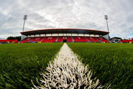 Irish Independent Park hosts Munster