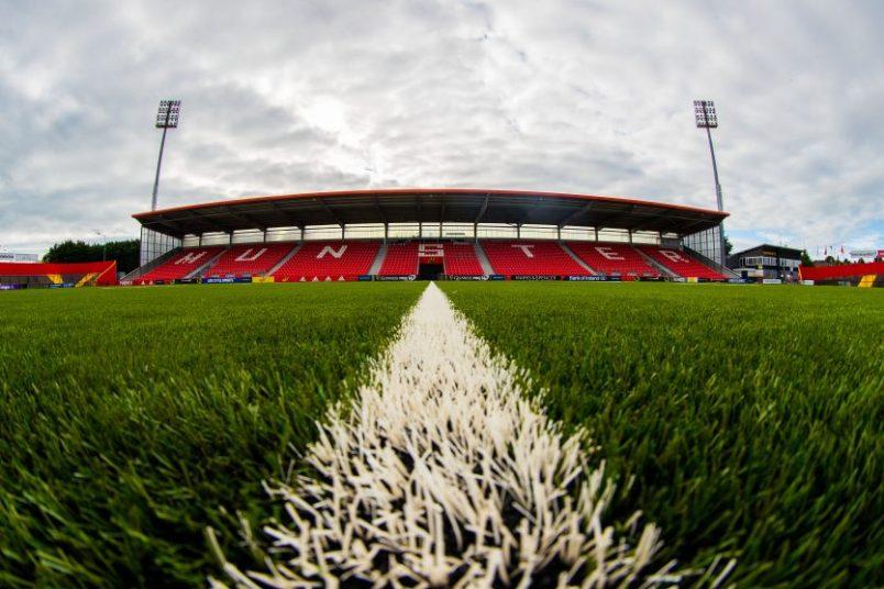 Irish Independent Park hosts Munster