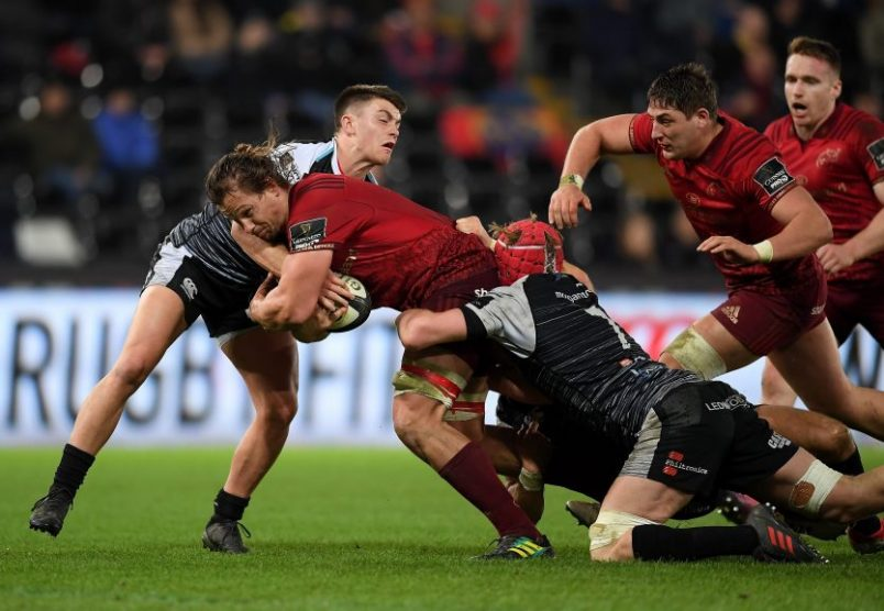 Munster Rugby | All You Need To Know | Scarlets v Munster