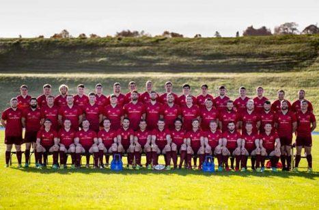 1st Team Squad