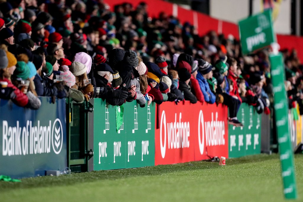 Irish Independent Park hosts Ireland v France in the U20s Six Nations on Friday night.