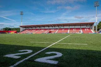 Independent Park will host Munster v London Irish on Friday, September 13.