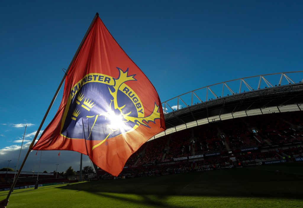 Munster host Zebre at Thomond Park this Saturday night.