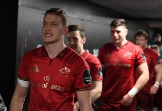 Munster face Zebre at Thomond Park on Saturday night.