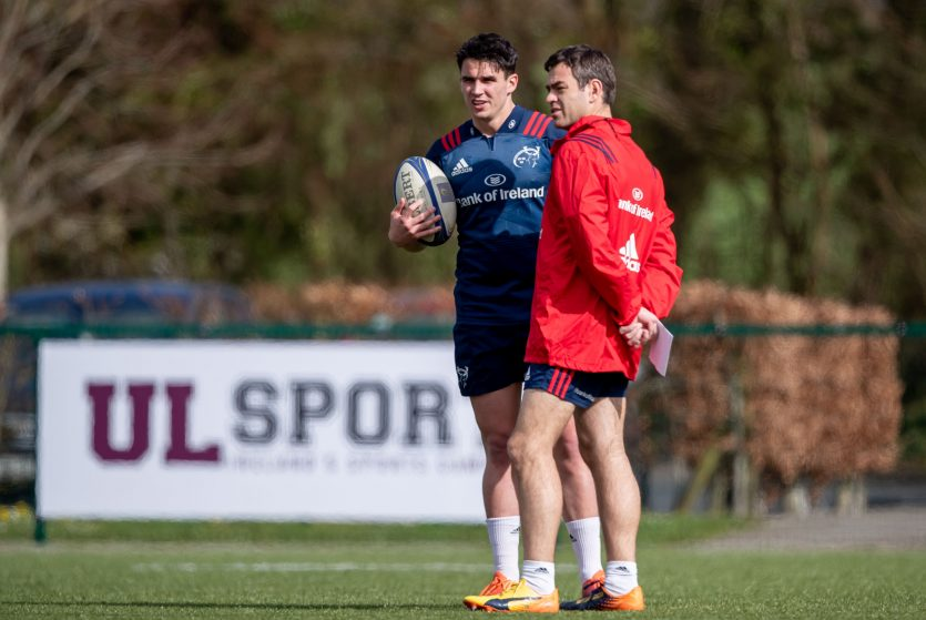 Video   Joey Carbery Interview