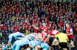 Munster supporters will travel in their thousands to Edinburgh.