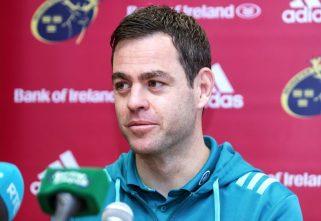 Munster Head Coach Johann van Graan has signed a contract extension.