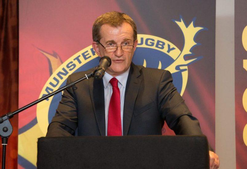 Munster Rugby CEO Garrett Fitzgerald