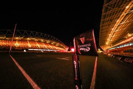 Munster host Connacht at Thomond Park on Saturday night.