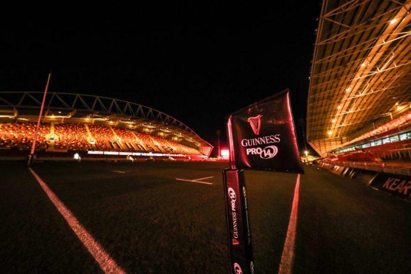 Munster host Connacht at Thomond Park on Saturday night.