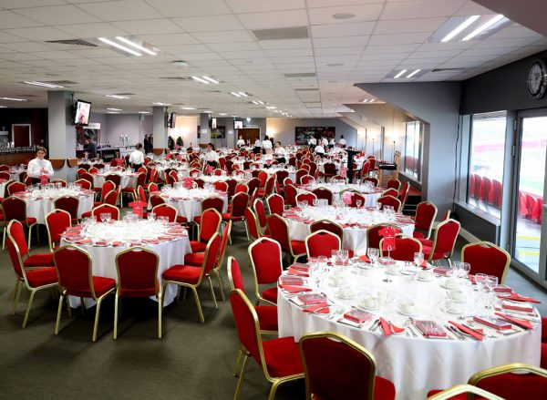 Avail of top class hospitality at Thomond Park this Saturday.