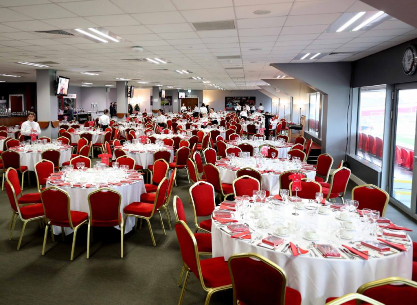Avail of top class hospitality with Munster Rugby.