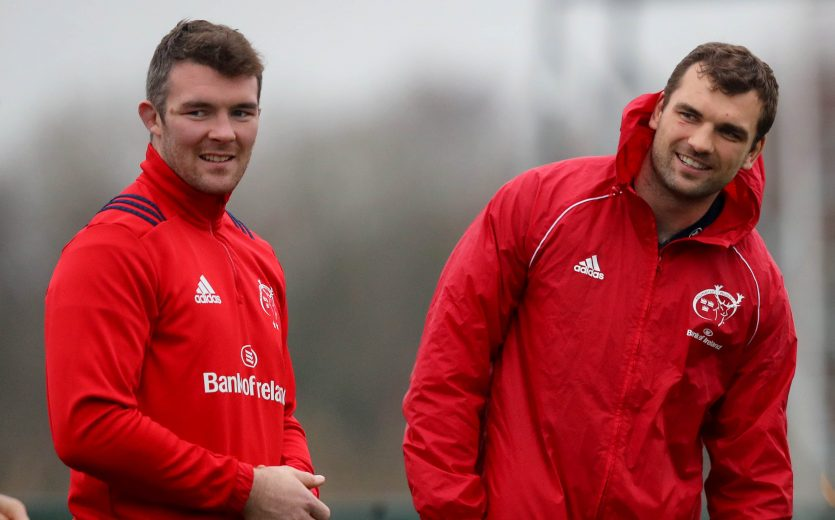 Peter O'Mahony and Tadhg Beirne are among the nominees.