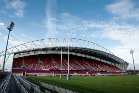 Munster's final home game of the season takes place at Thomond Park this Saturday at 3pm.