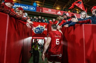 Thomond Park is set for its final game of the season.