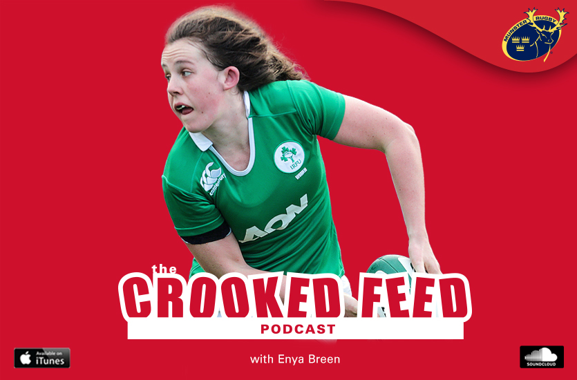 Podcast | The Crooked Feed – Enya Breen