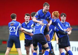 Bandon RFC won the All Ireland title last month.