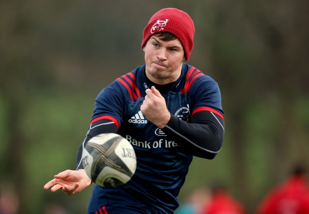 Jack Stafford will captain the Munster A/Development side