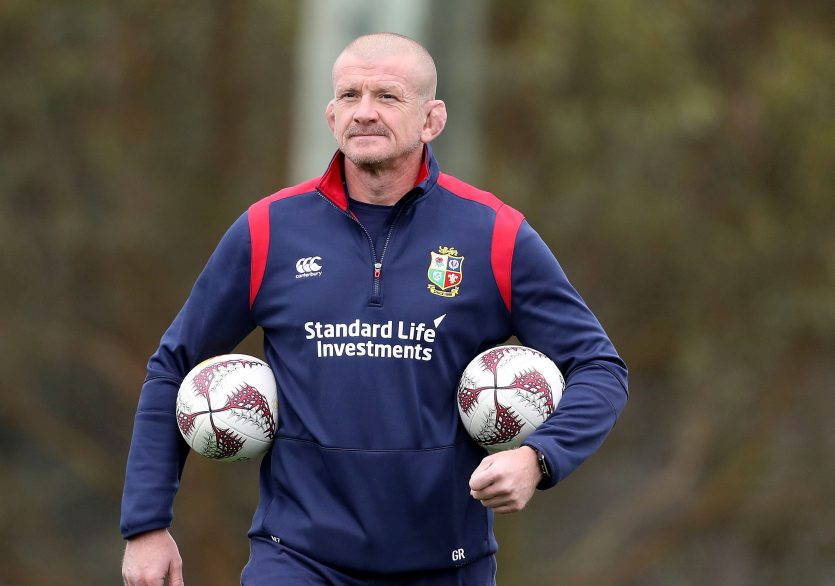 Graham Rowntree will join Munster Rugby on completion of his duties with Georgia Rugby in the Rugby World Cup.