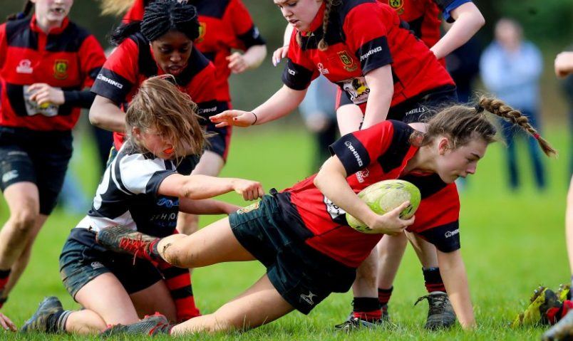 Ennis RFC is one of four clubs running a Girls Skills Camp this summer.